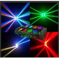 LED Spider RGBW  Beam Moving Head DJ Wash Audio Light Manufactures