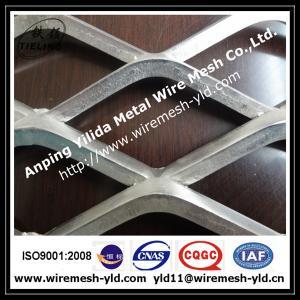 6.0mm mild steel expanded metal walkway,ramp,metal sheet Manufactures