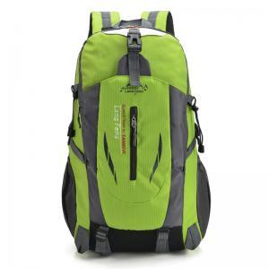 Outdoor Mountaineering Cycling Messenger Bag , Waterproof Travel Backpack