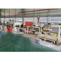 RS 2x650 Cut To Length Machine, Rotary Metal Shear 1200 N/Mm2 Tensile Strength Manufactures