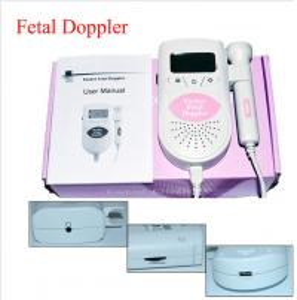 JPD-100S6 LCD Pocket Fetal Doppler Ultrasound Prenatal Detector Baby Fetal Heart Monitor Manufactures