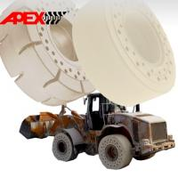 APEX 25 inch OTR Non-marking Solid Tyre for 15.5-25, 16.00-25, 17.5-25, 18.00-25, 20.5-25, 23.5-25, 26.5-25, 29.5-25 Manufactures