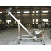 China Sus 304 Vacuum Conveyor For Powder Spiral Screw Feeder Automatic 220-660v on sale