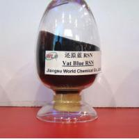 High Purity Blue Vat Dye Textile Dyes And Chemicals Blue RSN Vat Blue 4 Manufactures
