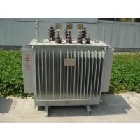 TE-OAT Series Oil Immersed Transformer , Test High Voltage Transformer Strong Shockproof Manufactures