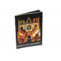 Case Bound Softcover Book Printing Commercial Printing Services 192 Pages Manufactures
