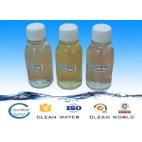 Colorless Or Light-color Liquid  55295-98-2 Chemical Auxiliary Agent Water Decoloring Agent Manufactures