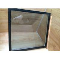 China Double Glazing Replacement Glass , Insulated Tempered Glass Panels For Curtain Wall on sale