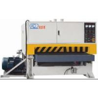 No. 4 Hairline Belt Grinding Finishing Polishing Brushing Machines for Stainless Steel Alu. Sheets Surface Manufactures