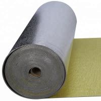 China Xpe Closed Cell Foam Thermal Building Insulation Materials Pe Corona Surface Treatment on sale