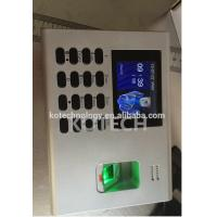K40 Leading Supplier Biometric Fingerprint Time Attendance Manufactures