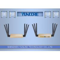 Centralized Management 11AC Wireless Router , SR3200 Dual Band Wifi Router Manufactures