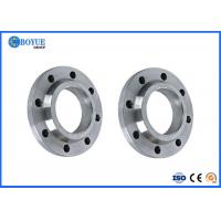 ASTM A182 F304L Socket Weld Raised Face Flange Class 300 1 Inch Custom Made Manufactures