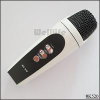 Buy cheap Smart Microphone Mini Karaoke Player Handheld KTV Home KTV For Iphone& Ipad& Others media from wholesalers