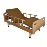 Electric Home Care Adjustable Bed For Patients With Wooden Head / Foot Board