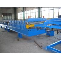 Cheap Glazed Roof Tile Forming Machinery with High Speed for Steel Structure Workshop for sale