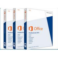 Retail Full version Original Ireland Microsoft Office 2013 Professional Software Manufactures