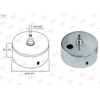Steel Canopy Ceiling Cable Hanging System With Brass Material Gripper Plus Clips Manufactures