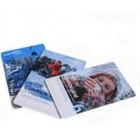 Long Range Passive RFID Smart Card Waterproof PVC / Paper For Ski Centre Access Manufactures