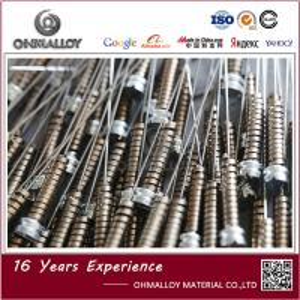 Ohmalloy5j1580 Strip 10mm 20mm Width Bi Metal Strip For Bimetallic Thermometer Manufactures