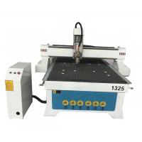 Buy cheap woodworking plate-type furniture S1325 single head 4x8 ft CNC router for sale from wholesalers