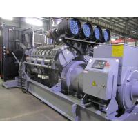 Electrical Start Perkins Diesel Generator 4016-61TRG3 With 1800KW Output Power Manufactures