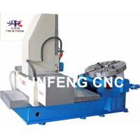 5 AXES CNC MILLING MACHINE TOOL FOR TREAD SHOE OF SEGMENTED TYRE MOULD CONTAINER Manufactures