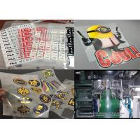Competitive Cold Peel Matte Heat Transfer Film For Nike/Adidas Sportswear Brands Heat Transfer Printing Labels/Stickers Manufactures