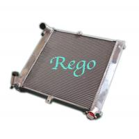 China Custom All Aluminum Car Radiators for MAZDA RX7 Ser5 1989-1991 MANUAL on sale