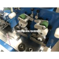 Automatic single drinking straw packing machine with paper and BOPP film packaging Manufactures