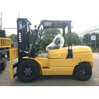 Automatic 5 Ton Diesel Forklift Truck With Optional Isuzu Engine / Cab Heater Manufactures