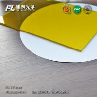 Heat Resistant ESD PVC Sheet , 5mm Clear Pvc Sheet For Clean Room Partition Panel Manufactures