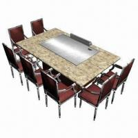 Teppanyaki grill for restaurant commercial use Manufactures