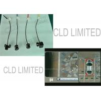 China Universal Model Car Parking Cameras System Supports Sd Card High Definition, 720P on sale