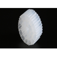 Hydrophilic HDPE Material MBBR Filter Media K3 K1 Moving Bed Filter Manufactures