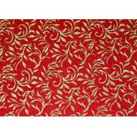 Red 12mm Acoustic Absorber Panels , Acoustic Panels for Home Manufactures
