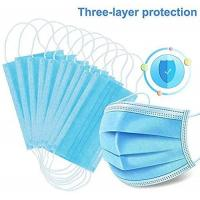 17.5×9.5cm Child Disposable Masks Three Layer Protection Lightweight Manufactures