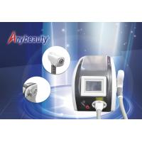 laser hair tattoo removal machine Freckle Clear Skin Rejuvenation Beauty Equipment 3.5ns Pulse Width Manufactures