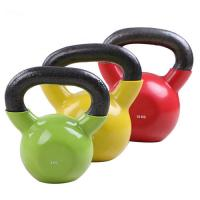 Women Crossfit Fitness Gym Kettlebell  Portable Exercise Easy Carry Adjustable Dumbbell Manufactures