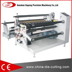Automatic foam slitting machine