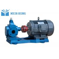 China Heavy Fuel Transfer Arc Gear Oil Pump Positive Diaplacement Pump on sale