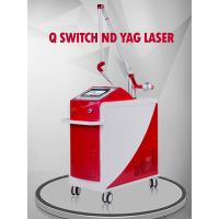 Good manufacturers nd yag q switched laser tattoos removal machine Manufactures