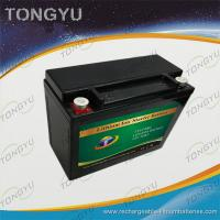 Cheap YB16-B / YB16L-B LiFePO4 Lithium Ion Starter Battery Replacement 12V 10Ah 480A for sale