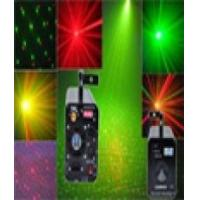 150mW DJ Red and Green Beams Laser Stage Lighting L628RGY Manufactures