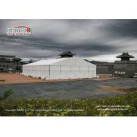 China Waterproof and High Class 20m Outdoor Exhibition Tents for New Car Conferenc on sale