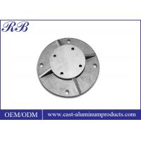 Buy cheap Low Pressure Corrosion Resistant OEM Aluminum Die Casting Parts from wholesalers