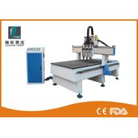 China 2 Heads CNC Router Machine 1300 * 2500 * 200mm Working Area For MDF / Acrylic / Stone on sale