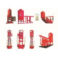 200KW Fire Fighting Pump , Fire Protection Jockey Pump 2900 r/min Manufactures