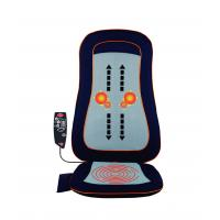 3D Shiatsu Deep Kneading Massage Heating Pad Remote Control For Back Manufactures
