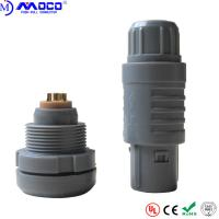2P Series 8 Pin Connector Male And Female , Plastic Medical Device Connectors Manufactures